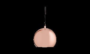 Đèn trần Ball màu hồng