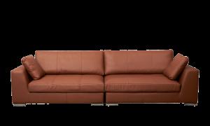 Sofa 4 chỗ Amery da Santos màu Brandy