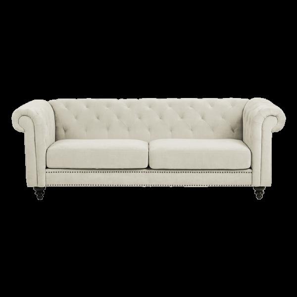 Sofa Charlietown 3 chỗ vải Holly