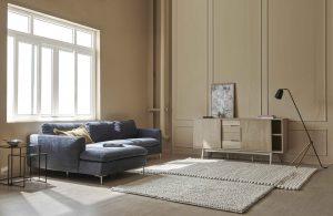 Sofa góc Talida vải