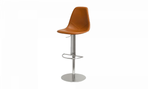 Ghế bar Richard PU màu caramel