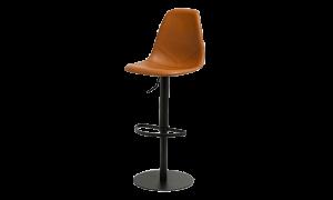 Ghế bar Vicent PU màu caramel
