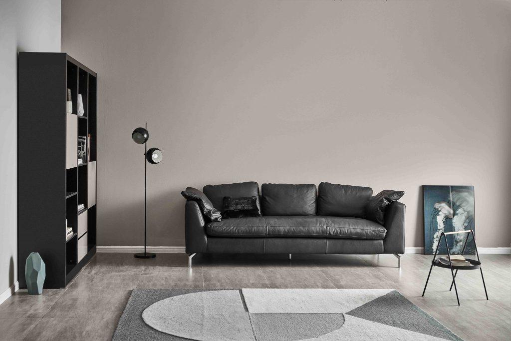 Sofa Montgomery da đen 1