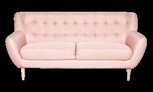 Sofa Oswald 3 chỗ vải