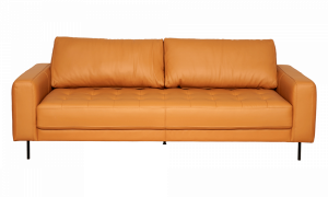 Sofa Rouge caramel 1