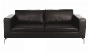 Sofa da Stylo đen