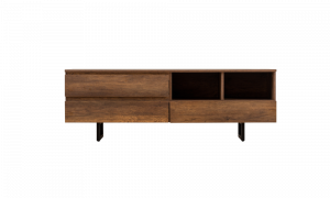 Tủ TV Doha màu gỗ OAK