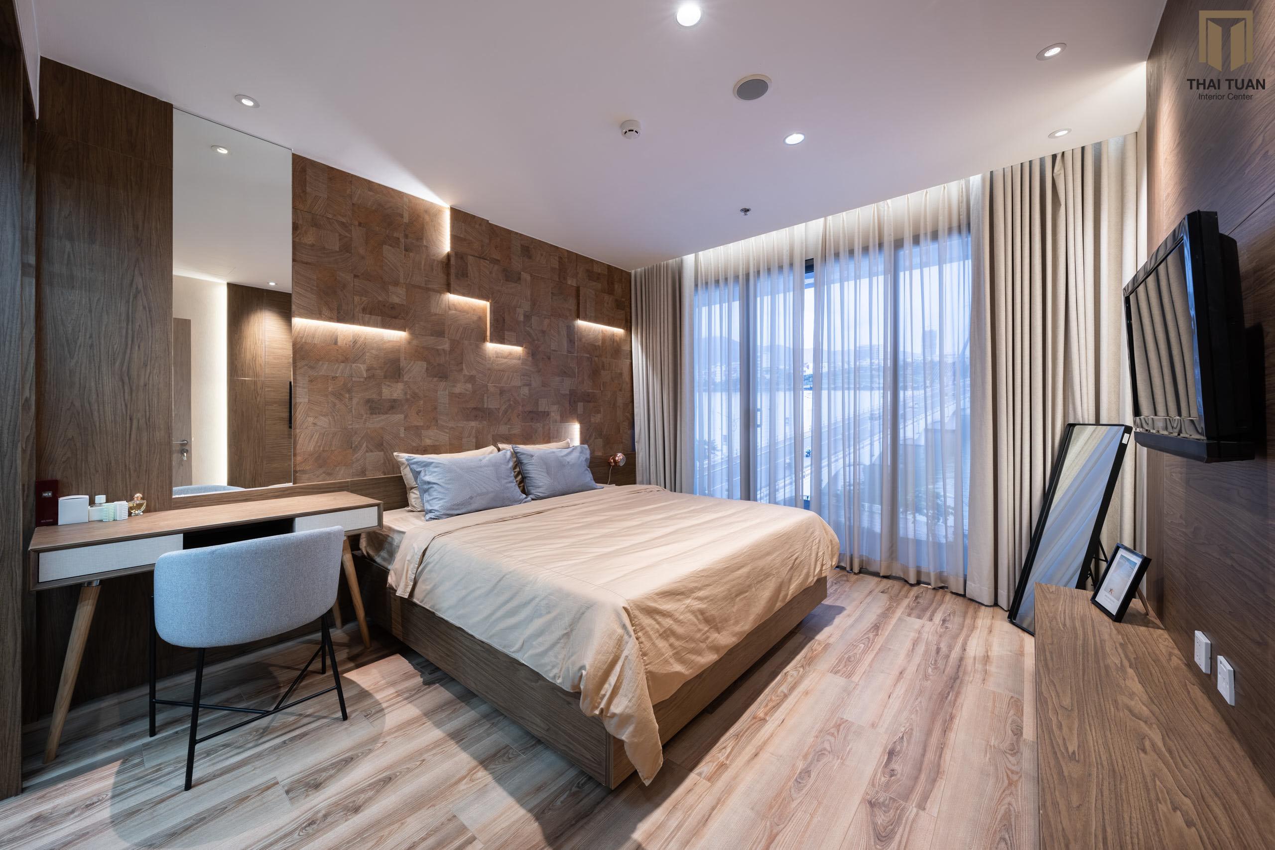Phòng ngủ bình yên
