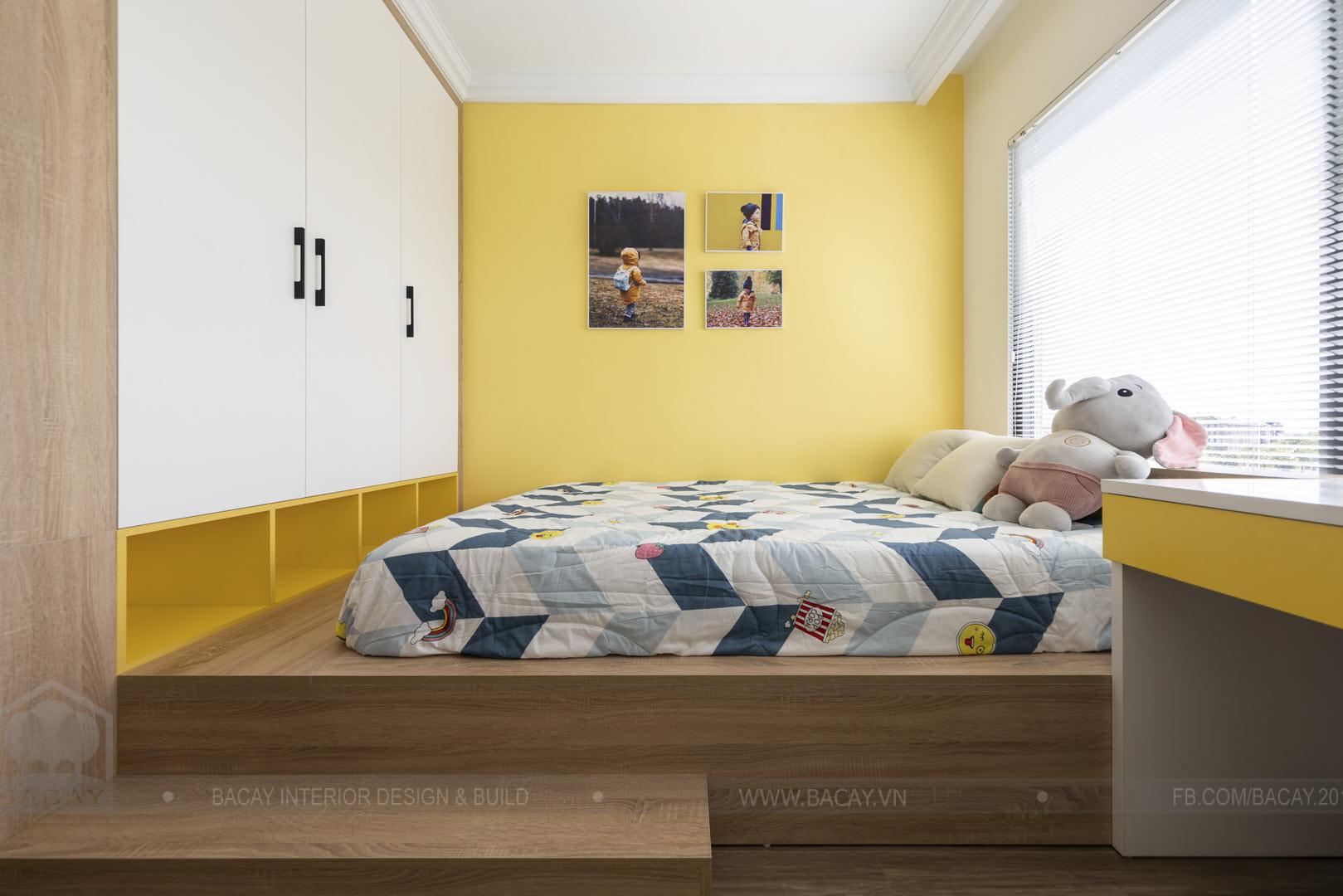 Phòng ngủ tiện nghi