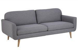 Sofa Lismore vải màu xám nhạt 650002470